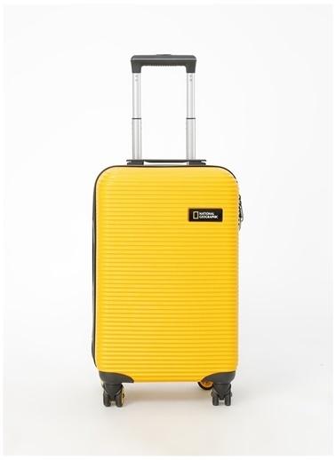 National Geographic Valiz Sarı